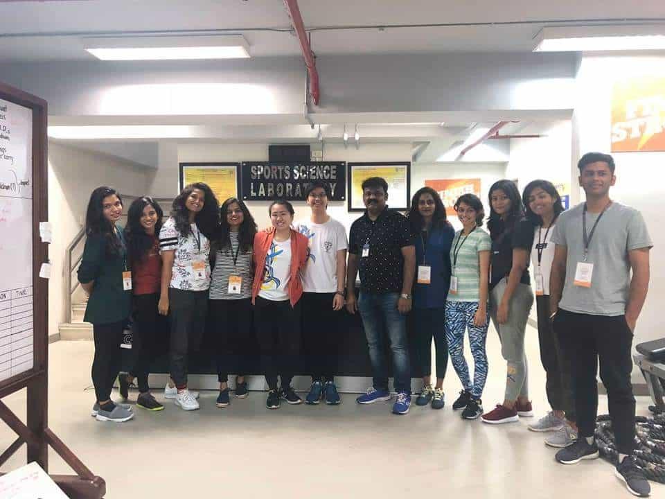 NITTE University students take part in UST – CRS Global Internship Experience Program