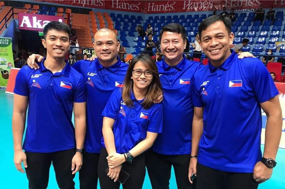 CRS faculty, alumni, students volunteer services in 30th Southeast Asian Games