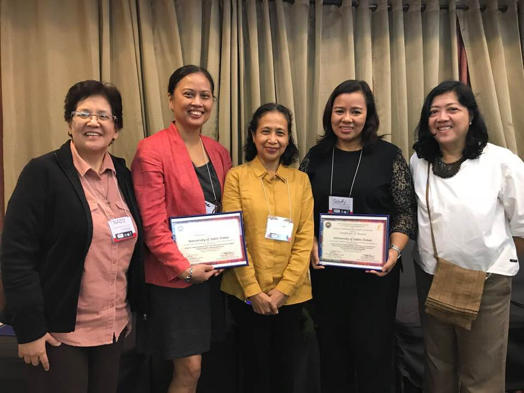 RCCAH bags two research grants from CHED, NCCA