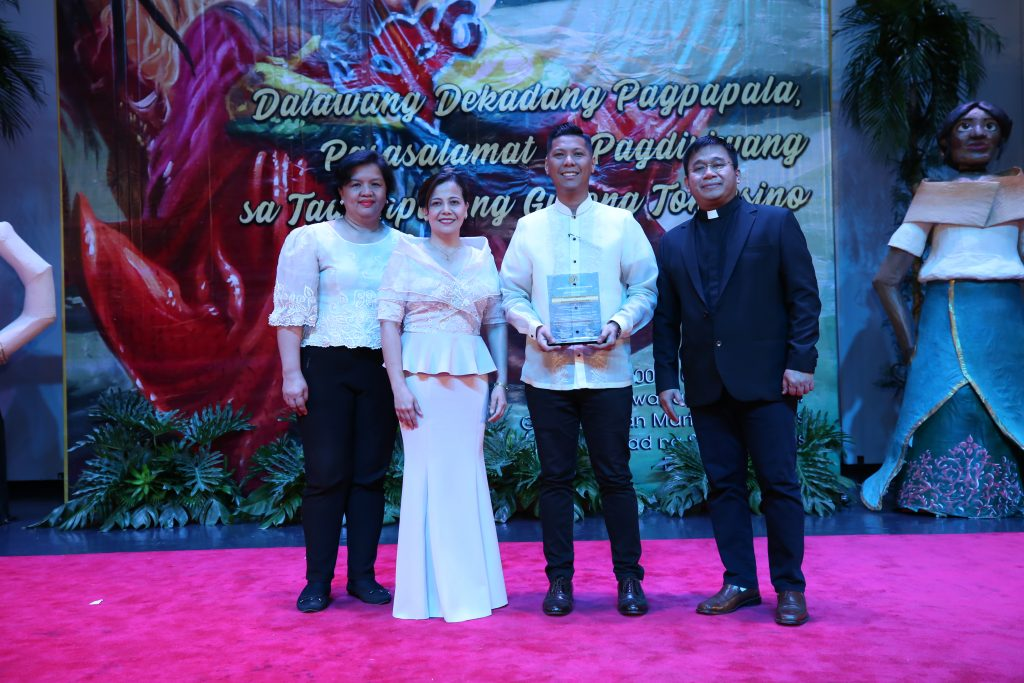 138 faculty members receive distinction at 20th Dangal ng UST Awards