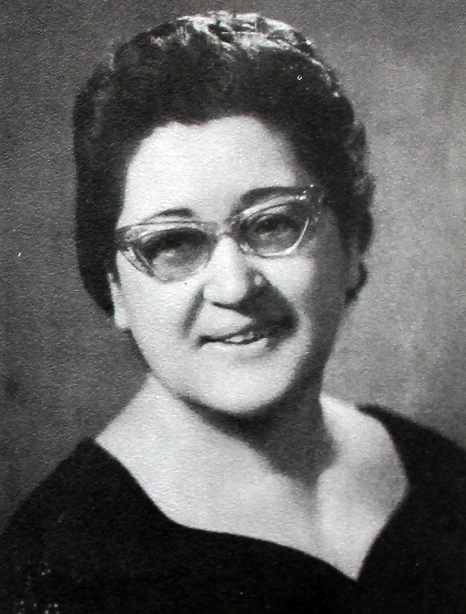 Dean of Women (1965-1967)