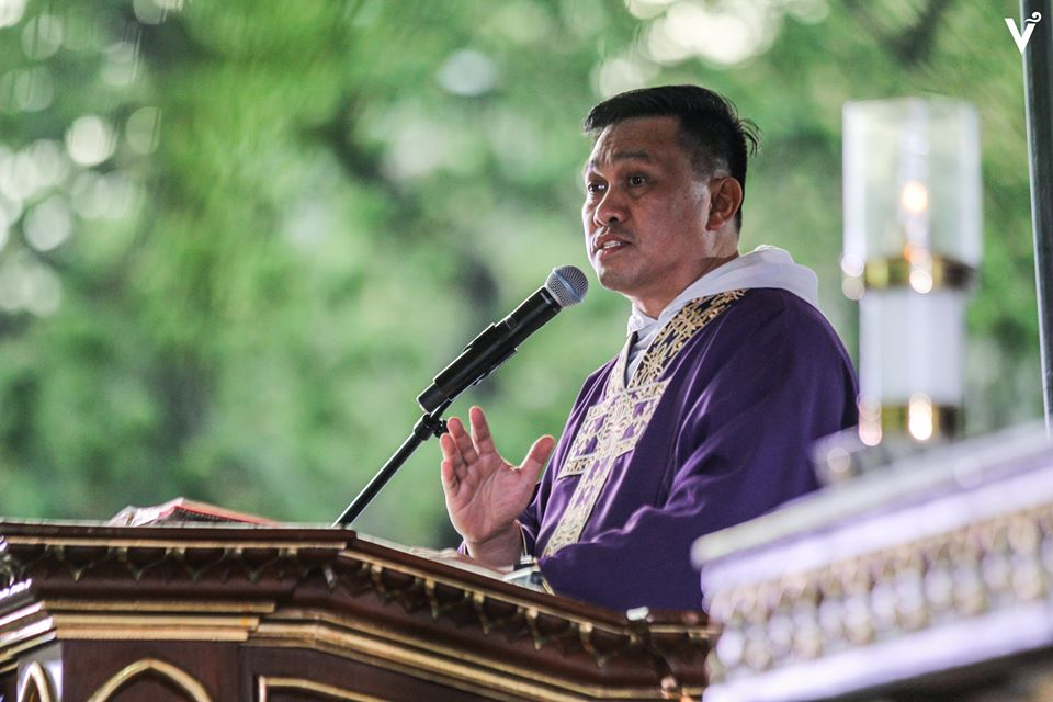 Vice-Chancellor emphasizes journey back to God during Ash Wednesday Mass