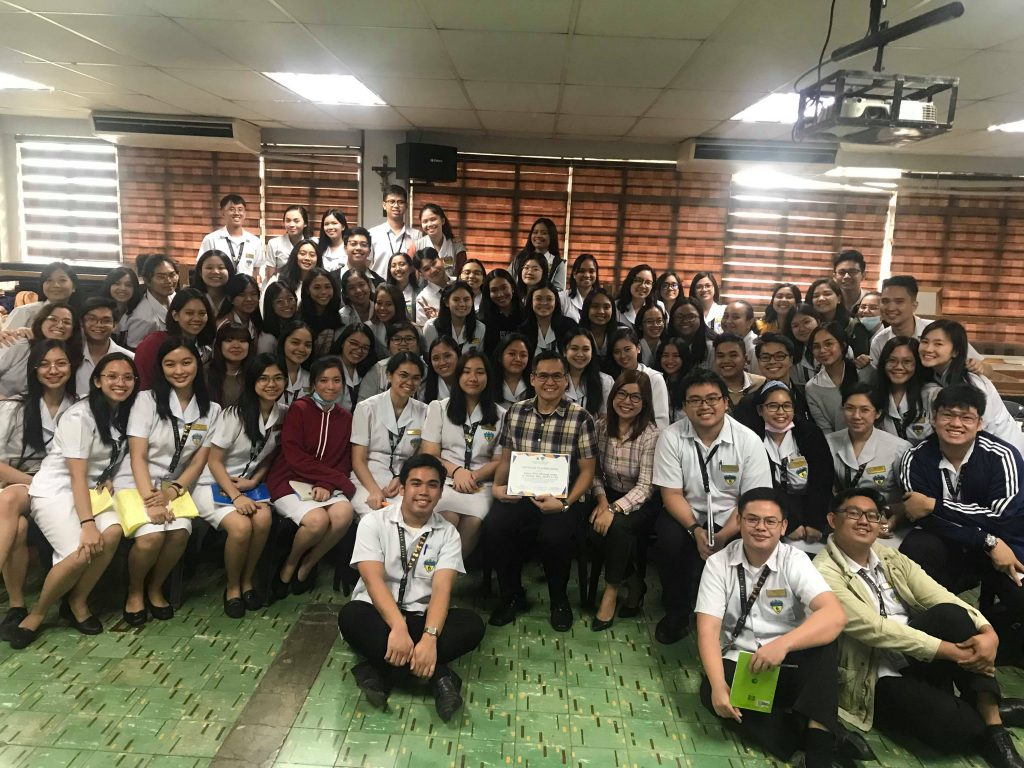 ITSO conducts IP 101 seminar for Occupational Therapy students