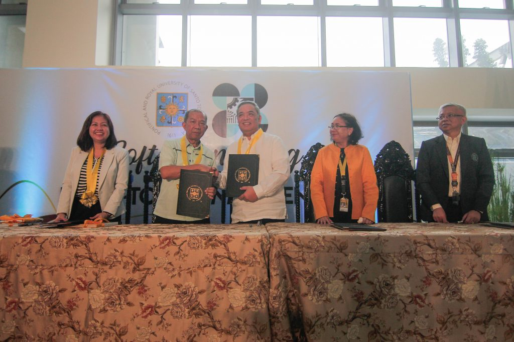 UST, DOST launch DOST – TOMASInno technology business incubator