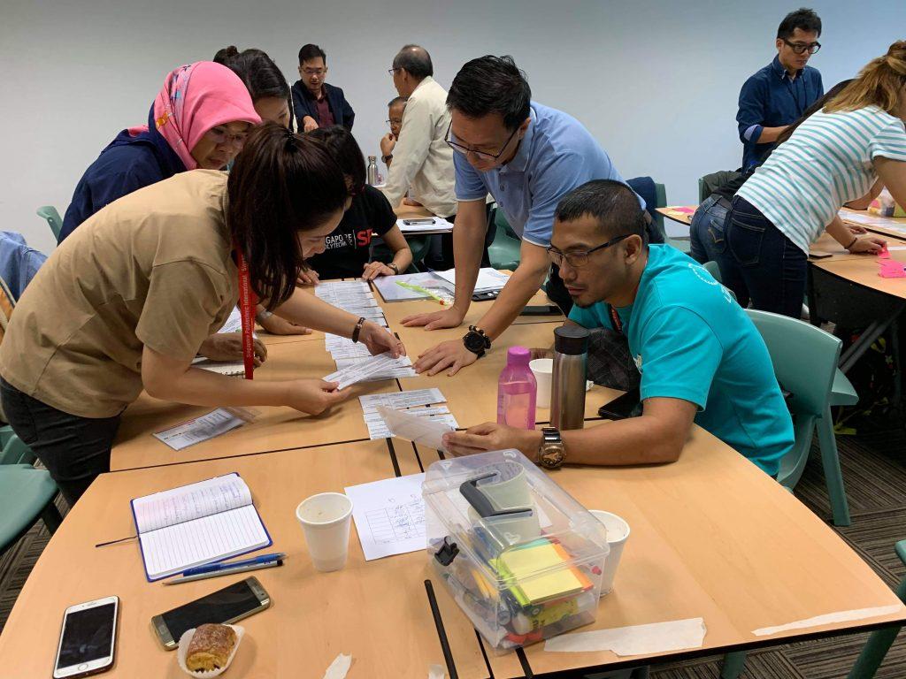 UST joins Jollibee Group Foundation, Singapore Polytechnic for Farmer Entrepreneurship Program, faculty undergo training