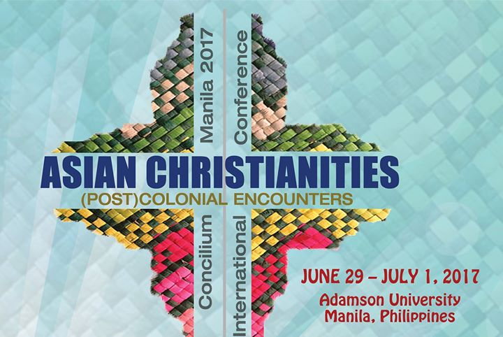 Baybado, Basas, Fr. Canceran of CRSE present papers in conference on Asian Christianities