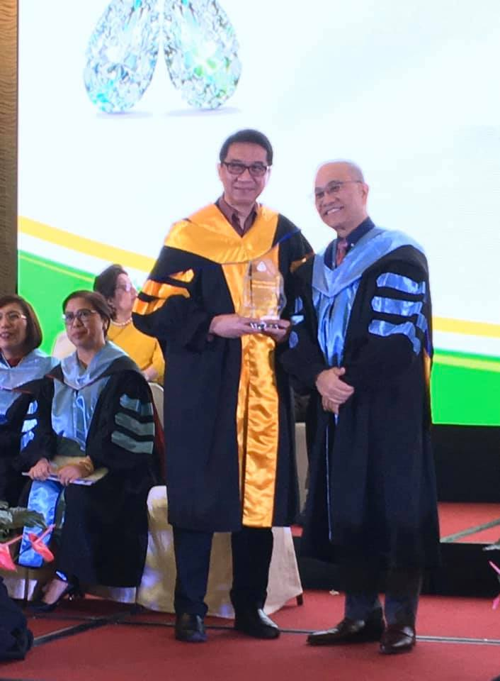 Trinidad of Pulmonology is 2020 Academician of Philippine College of Chest Physicians