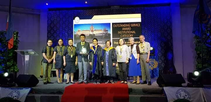 Biological Sciences dept. recognized for outstanding contributions to Philippine microbiology, UST joins Philippine Microbiology Consortium