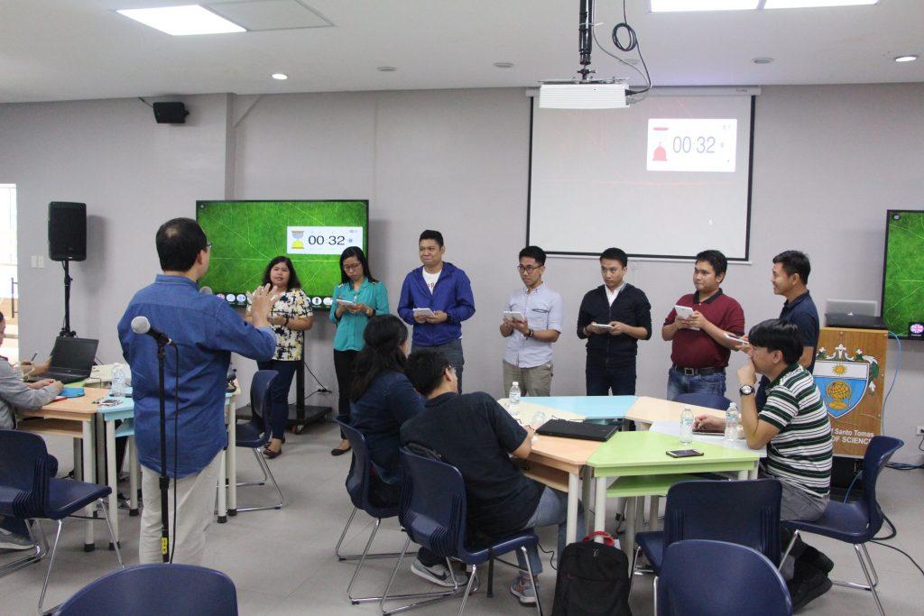 Science, EdTech train high school Biology teachers for 21st-century skills, digital learning trends