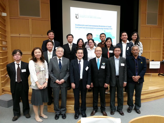 Science co-hosts symposium with Nagoya City University
