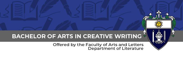 Bachelor of arts creative writing dissertation coaching
