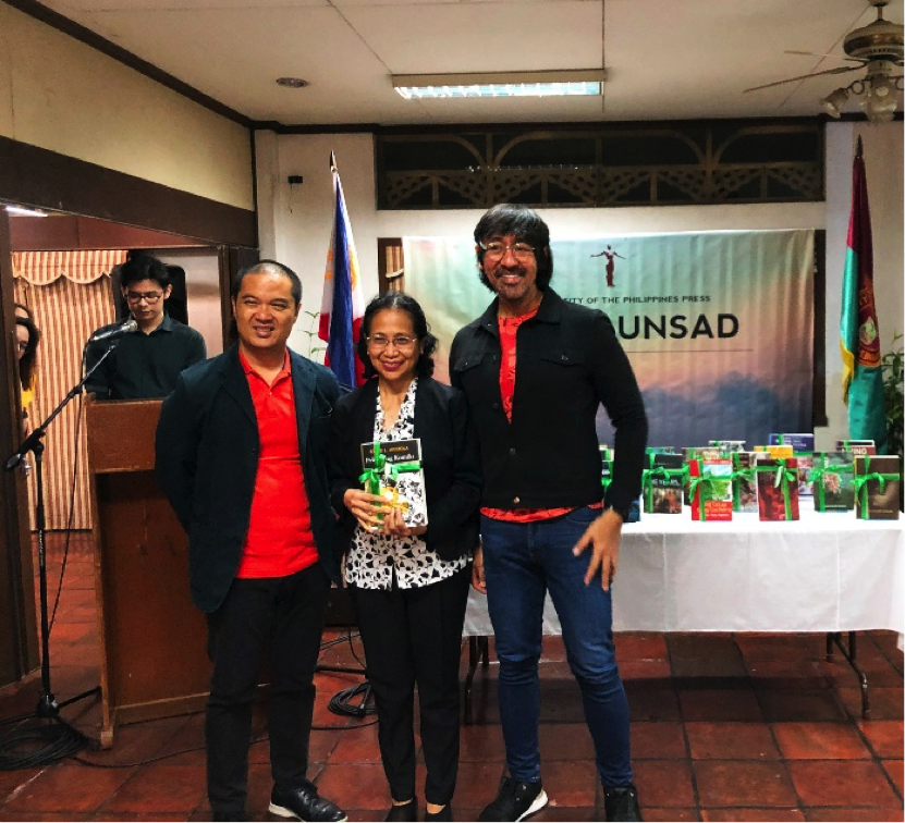 Arriola's research on Filipino film adaptation of komiks stories now a published title