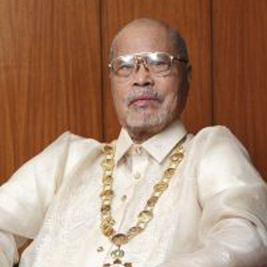 Cirilo Bautista<br><br>Bachelor of Arts in Literature 1963