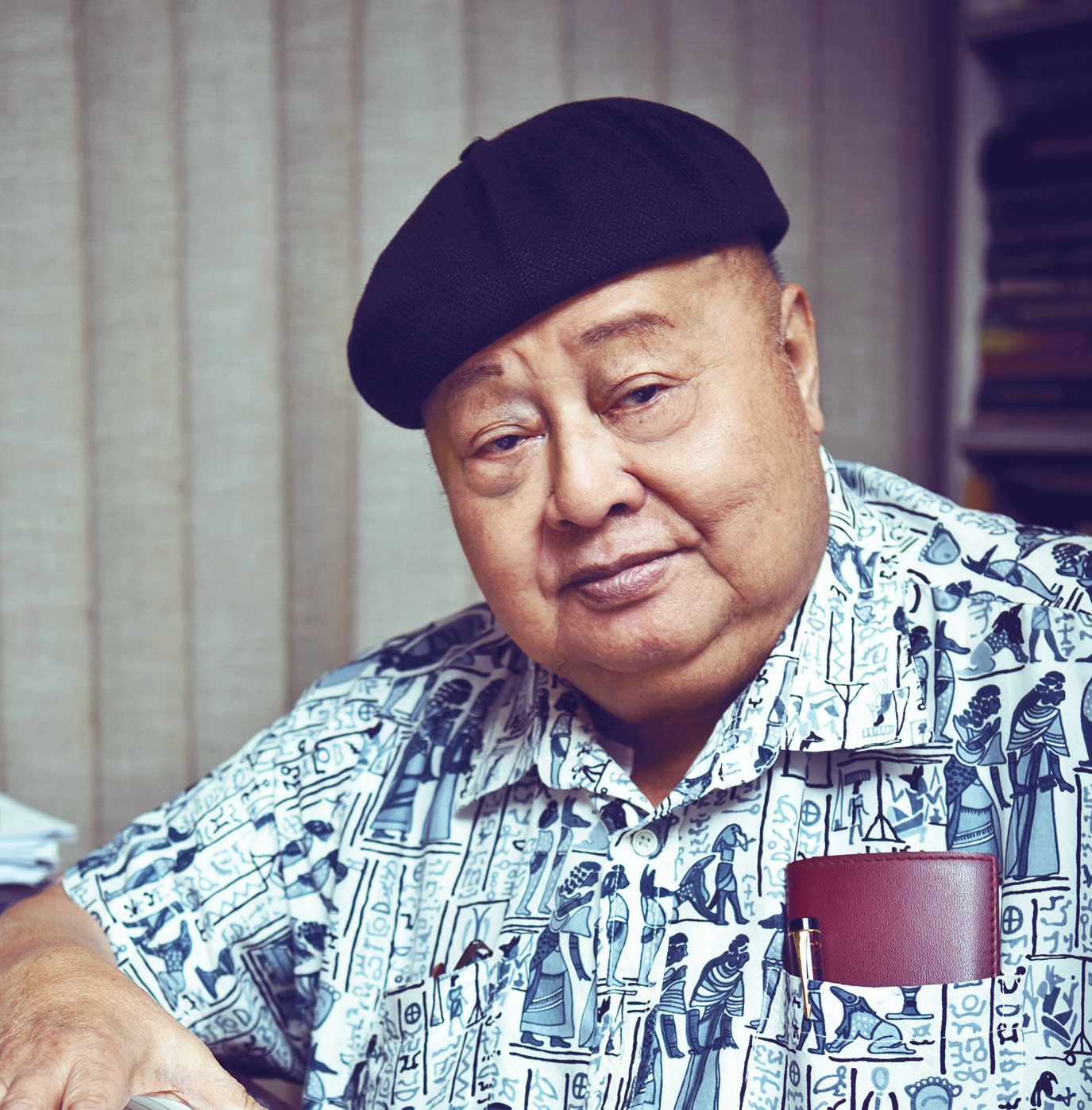 Francisco Sionil Jose<br><br>Bachelor of Literature 1949