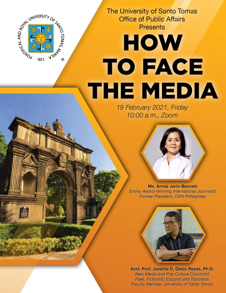 How to Face the Media: Perspectives from Off and On Camera, Traditional to Online Media