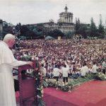 UST 19950113 Pope - John Paul II Talking 01