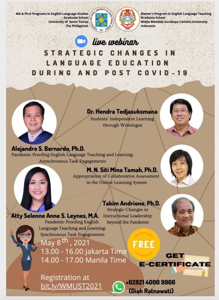 Strategic Changes in Language Education During and Post Covid-19