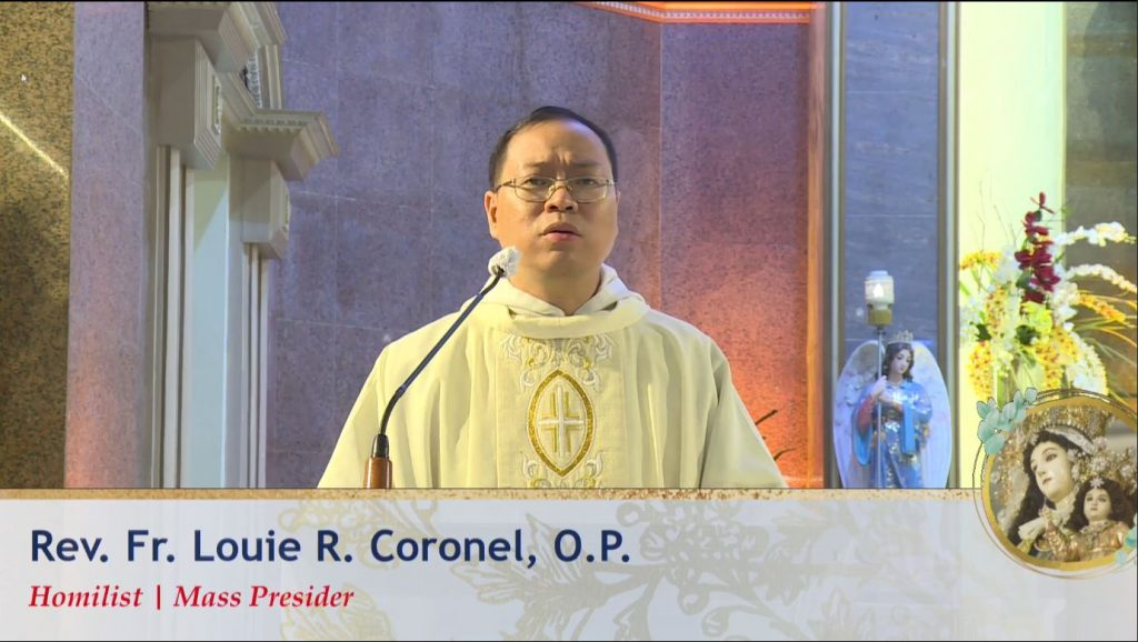 Secretary-General leads Holy Mass in the time of the Covid-19 pandemic